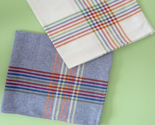 paño rayas. Paños de algodón para todo tipo de negocio, paños en dimensiones 55x55 muy empleado por personal de cocina y camareros.