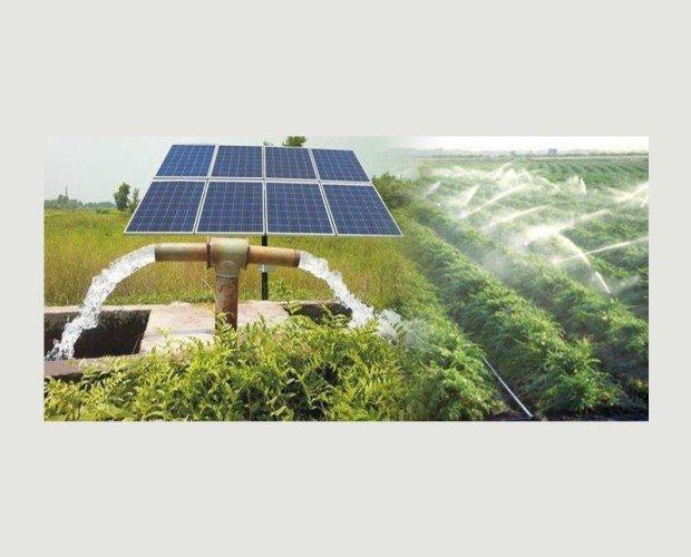 Bombeo Bolar. Bombeo solar para riego, instalaciones de energía solar renovable fotovoltaica