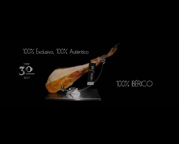Jamon Ibérico de Bellota. 100% auténtico