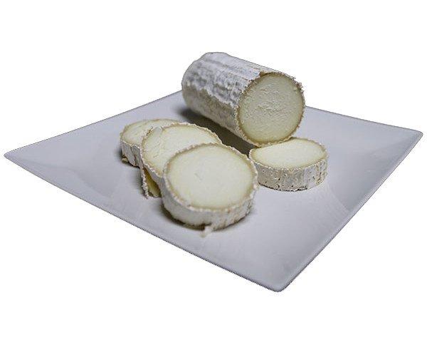 Queso rulo de oveja. Sabor cremoso y agradable con ligera acidez cítrica