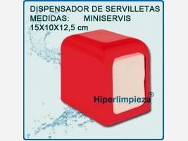 Dispensador de servilletas
