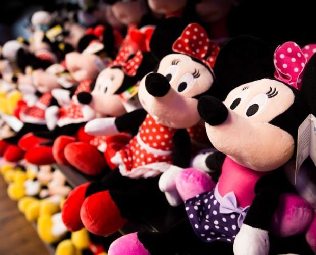 Peluches.Personajes de Disney