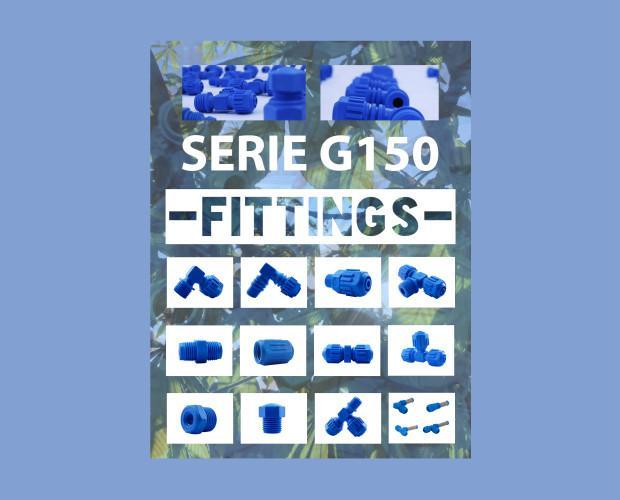 Fittings. Serie G150