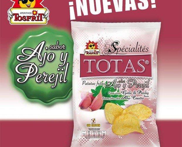 Patatas Fritas.Con ajo y perejil