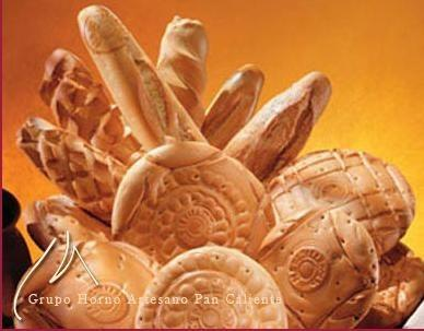 Proveedores de pan. Panes artesanales