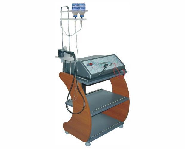 Aparatología Estética. Equipos de Mesoterapia. Mesoterapia virtual con crioterapia.