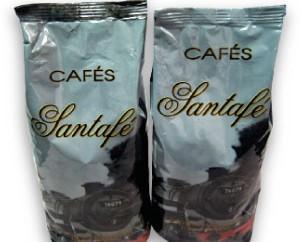 Café Santa Fe. En mezcla de Natural y 80/20