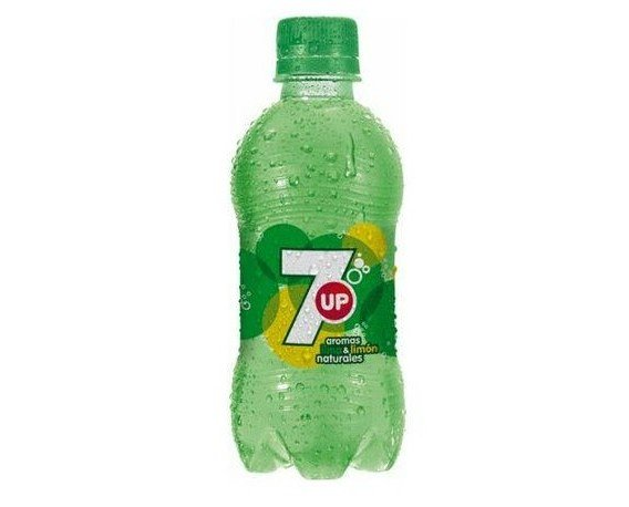 7-UP. Refresco sabor a limón