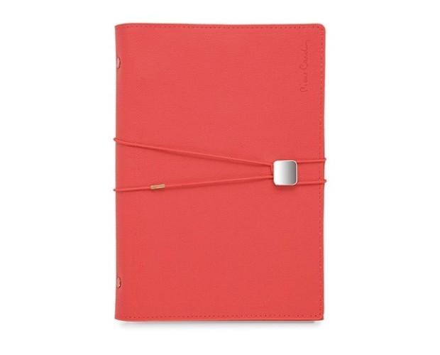Agenda flexi perrie. Hermoso color rojo