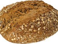 Pan con corteza