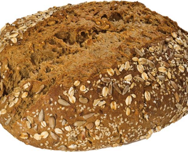 Pan con corteza. Elaborado con los mejores ingredientes