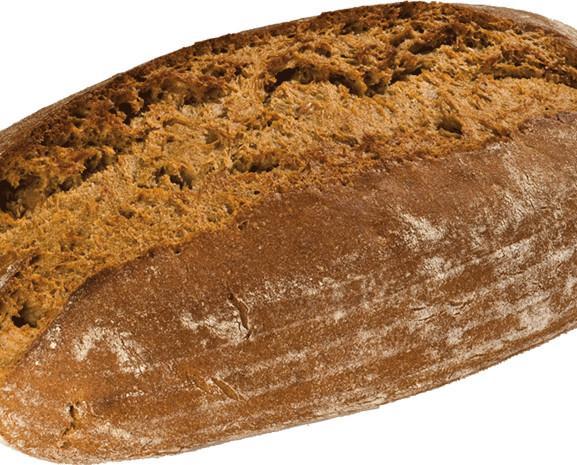 Pan rústico. Corteza crujiente y miga esponjosa