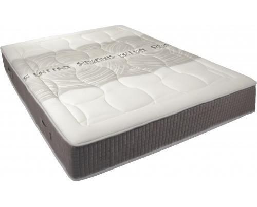 Colchón OLIMPIC. Acabado en tejido ecológico Organic Cotton