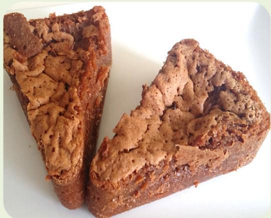 Brownie sin gluten. Elaborados con ingredientes 100% libre de gluten