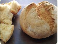 Pan congelado sin gluten