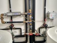 Tratamiento de agua sanitaria