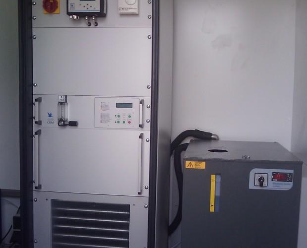 Equipo Ozono complet. Sistema tratamiento de agua de oxidación avanzada