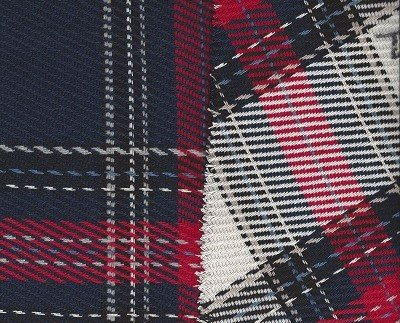 Cuadro Escoceses. Tejido para: tejido vestidos, faldas, pantalones