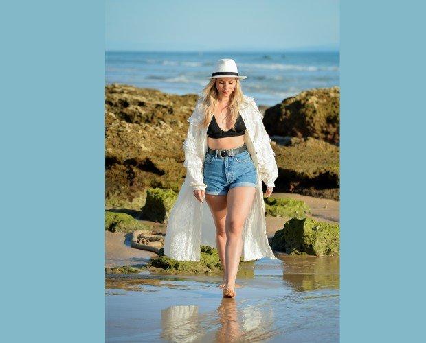 Pantalones Cortos de Mujer.Pantalones cortos de mujer