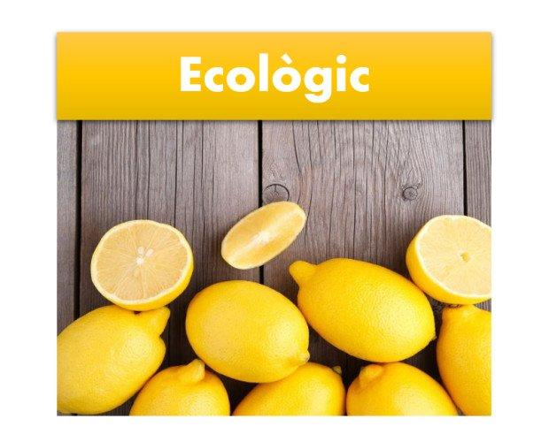 Limones.En formato de 500 gr