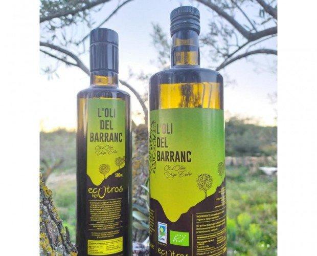 Aove Ecotros. Aceite de oliva 100% ecológico