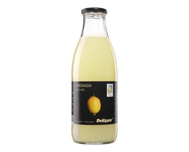 Limonada. Agua y Sirope de ágave ecológico