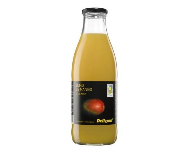 Néctar de mango. Formato: 1 litro, 200 ml, 750 ml