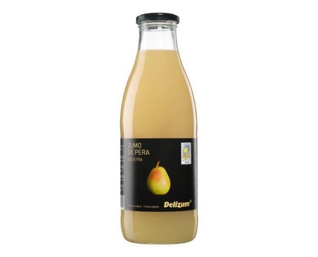 Zumo de pera. Formato: 1 litro, 200 ml, 750 ml