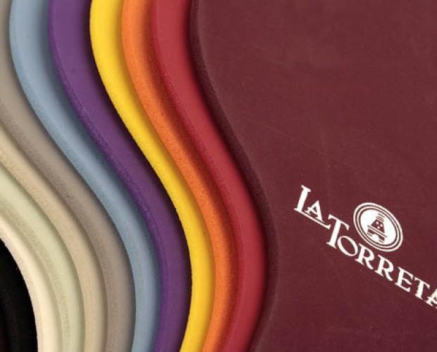 Componentes del Calzado.Torplast en diferentes colores y acabados disponibles