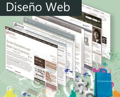 Diseño web. Creamos las mejores páginas web