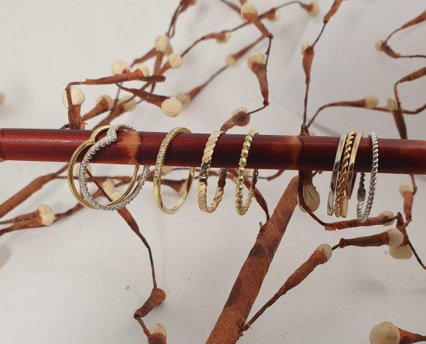 Anillos Ligeros. Diseños modernos