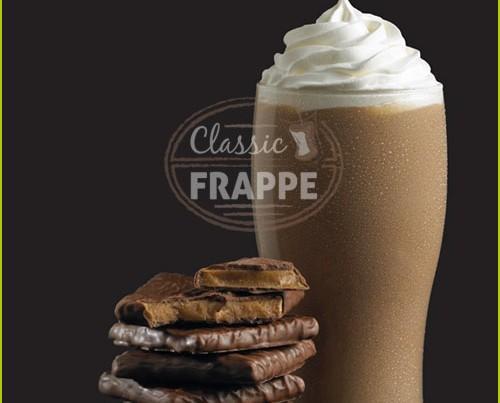 Frappé Cafe Latte Extreme. Haz más cremoso tu Café Frappé