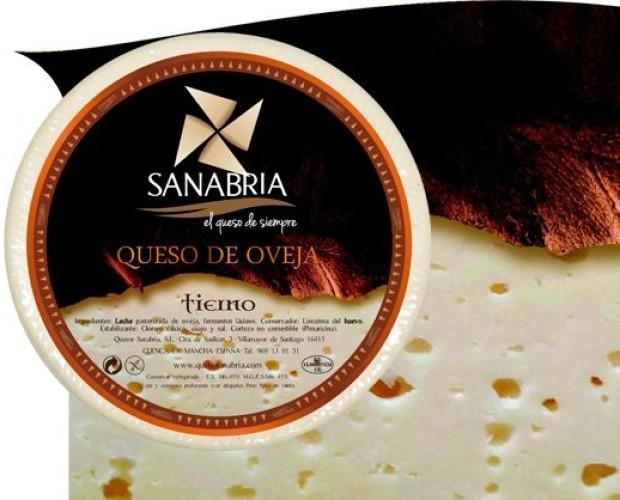 Queso de Vaca.queso manchego
