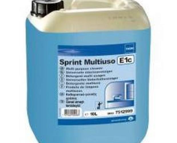 Limpiadores Multiusos.Sprint multiusos Diversey 5Lt.