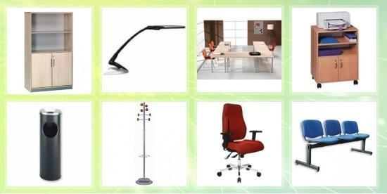 Mobiliario Comercial. Muebles para Oficinas. Sillas de directorio, mesas de reunión, etc