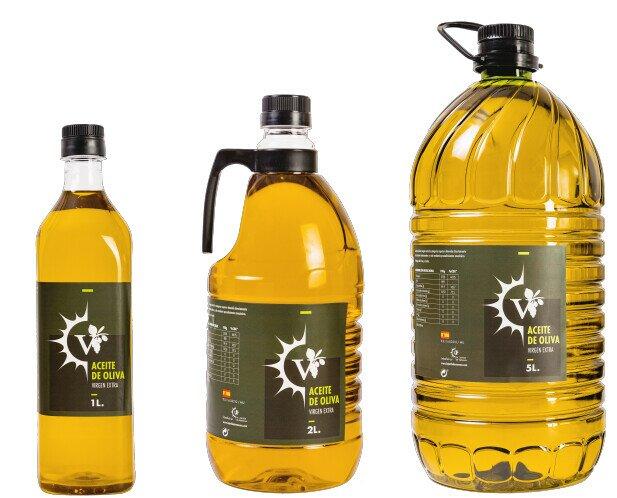Aceite de oliva virgen extra. Perfecto para acompañar la cocina de todos los días