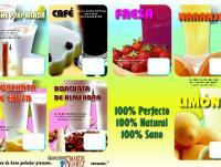 Productos refrescantes