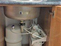 Sistema bajo fregadero