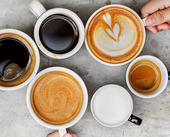 Cafés como prefieras. Empieza el día con el tipo de café que más te guste
