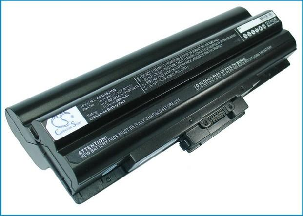 Baterías para portátiles. Baterías para Sony Vaio