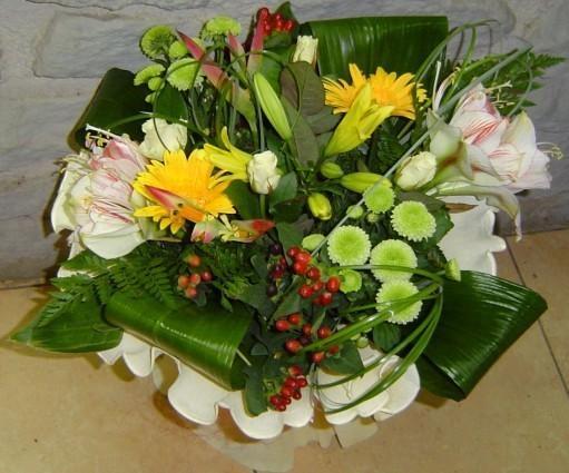 Flores - Ramos. Gran variedad de flores y ramos exóticos