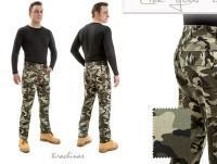 Pantalones estilo cazador