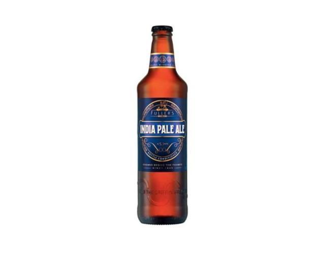Fullers India Pale Ale. Cerveza del Reino Unido