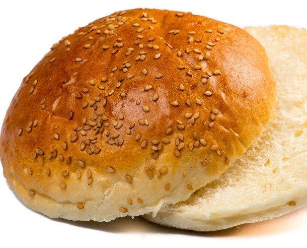 Burger Brioche. Burger Brioche para hamburguesas