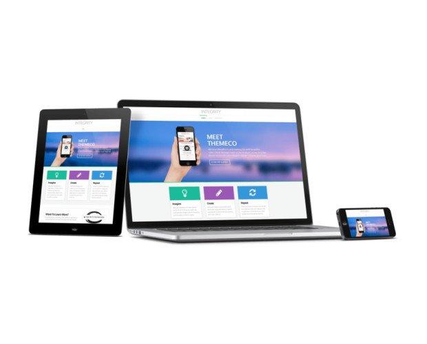 Diseño Web.Ajustado a móviles y tablet