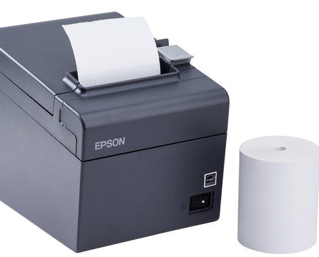 Rollos de Papel Térmico.Rollos de papel térmico para impresora de tickets.