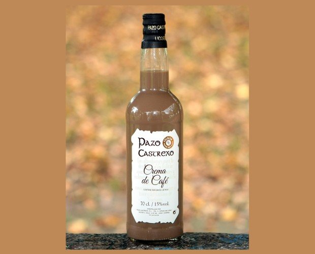 Crema de café. Aroma agradable a café natural y la cremosidad de la leche de vacas gallegas.