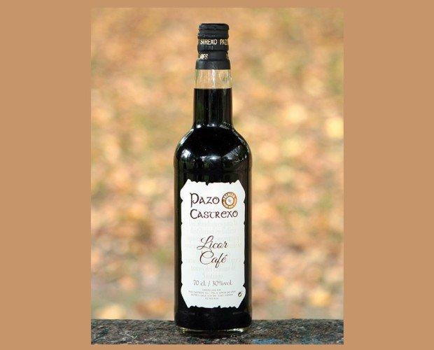 Licor café. Nacido de los más aromáticos granos de café