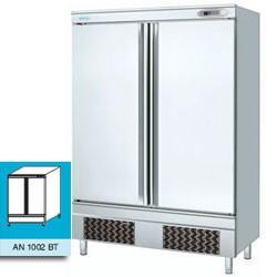 Armario Congelador. Exterior en acero inox