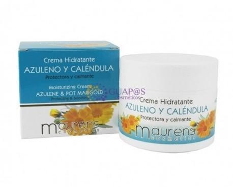 Crema Hidratante Azuleno Maurens. Crema de alto poder hidratante